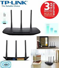 Tp-link 450 Mbps Wireless N Router gran cobertura Tl-wr940n Uk Plug