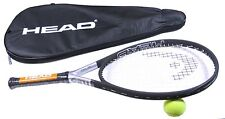 HEAD Ti-S6 TENNIS RACKET TITANIUM TENNIS RACKET GRIP 4 INCLUDES FREE COVER