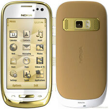 brand new unlocked Nokia ORO Light   8GB   18 Carat Gold Edition