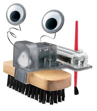 TOYSMITH 4574 BRUSH ROBOT DIY KIT non solder