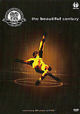 FOOTBALL The Beautiful Century - Celebrating 100 Years Of FIFA DVD NEW BUY NOW!!