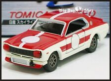 TOMICA LIMITED TL 0126 NISSAN SKYLINE 2000GT-R RACING KPGC10 1/62 TOMY (OPENED)