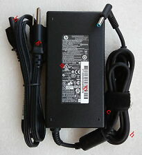 @New OEM HP 120W 19.5V 6.15A AC Adapter+Cord for HP Pavilion 15-BC003NG Notebook