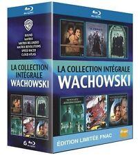 La collection Andy et Lana Wachowski Coffret 6 Blu-Ray Edition Spéciale