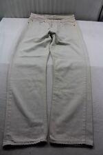J1472 Levi´s 615 02 Jeans W34  Hellbeige  Gut