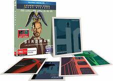 Birdman (Limited Edition incl. Slipcover and Art Cards) Blu-ray + UltraViolet