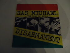 Ras Michael & The Sons Of Negus ‎– Disarmament - Trojan Records-  LP Vinyl