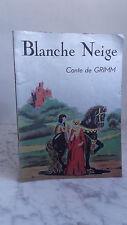 Conte de Grimm - Blanche Neige - Imprimerie Giraud Rivoire