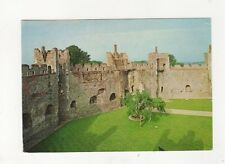 Framlingham Castle Suffolk 1975 Postcard 220b