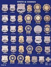 FAMILY MEMBER  #'D MINI BADGE WALLET FOR ALL NY- PBA CAR SHIELDS AVAIL, INQUIRE