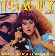 "12"" Tracey Ullman You Caught Me Out (Little By Little, Sunglasses) 80`s Stiff"