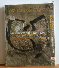 Wu-Tang Clan, Usher, Pulp, Ben Folds, Echo& The Bunnymen 6 Concert DVDs