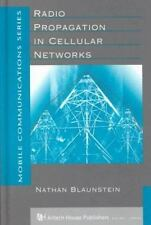 Radio Propagation in Cellular Networks (Artech House Mobile Communicat-ExLibrary