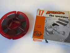 Angelino The Sweeper - 8mm Retro Home Movie  No.17, Italian  /FILM1SS