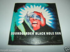 SOUNDGARDEN BLACK HOLE SUN PART 2 AUSTRALIAN CARD SLEEVE CD