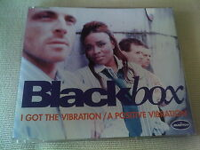 BLACK BOX - I GOT THE VIBRATION / A POSITIVE VIBRATION - HOUSE CD SINGLE
