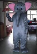 Lovely Elephant Mascot Costume For Festival PARTY