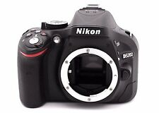 Nikon D D5200 24.1MP Digital SLR Camera - Black (Body Only)