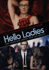 Hello Ladies The Complete First Season 1 The Movie (DVD, 2015)    NEW         c2