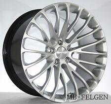 Breyton Race LS Hyper silver 8,5 u 9,5x20 Zoll BMW 3er 4er 5er 6er 7er X1 X3 X4
