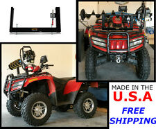Digger Anchor Universal Ice Auger Carrier Mount ATV / Fourwheeler / Snowmobile