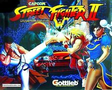Street Fighter 2 Complete LED Lighting Kit DELUXE SUPER BRIGHT LED (SF2)