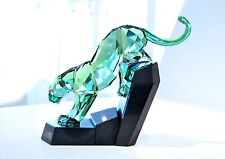 Swarovski Soulmates Numbered Limited Edition Panther Green 5011523 BNIB