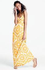 NWT $295 J Crew Collection Ikat Halter Dress; 0
