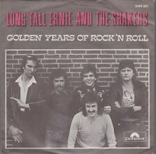 "7"" Long Tall Ernie And The Shakers Golden Years Of Rock`n Roll (Part1 & Part 2)"