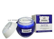 ACQUA ALLE ROSE NOTTE CREMA VISO ANTIETA` 50 ML ORIGINALE MADE IN ITALY