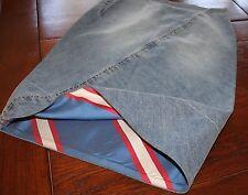 FENDI Pencil Skirt - Jeans - Sz IT 40 - Small