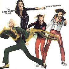 Shock Treatment by The Edgar Winter Group CD GREAT SHAPE!