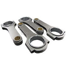 CXRacing 4pcs Forged H Beam Connecting Rods For Integra GSR B18C