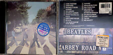 THE BEATLES Abbey Road MADE IN ITALY 1987!!! 0777 7 46446 24 PROMO CD