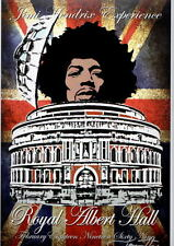 JIMI HENDRIX - Royal Albert Hall Experience PRINT HAND SIGNED by Tom Zotos