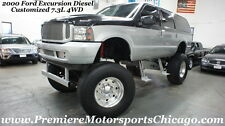 Ford: Excursion Custom 4x4