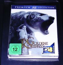 DER GOLDENE KOMPASS PREMIUM COLLECTION BLU RAY IM DIGIBOOK  NEU & OVP
