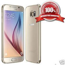 SAMSUNG Galaxy s6 sm-g920f 32gb-ORO PLATINO (Sbloccato) Smartphone Grado B + +