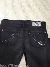 NWT Genuine ROCK & REPUBLIC Berlin Stretch Skinny Jeans ~ Vortex Factor ~ Sz 26
