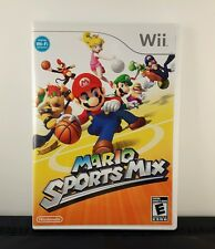 Mario Sports Mix Wii - FAST SHIPPING
