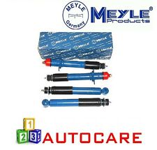 MEYLE - Merceded M Class ML W163 Shock Absorber Front + Rear