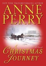 A Christmas Journey by Anne Perry (2003, Hardcover)