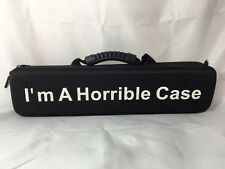 Cards Against Humanity HArd Case By Ingenious IM A HORRIBLE CASE w Handle