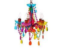 Multicolore Gypsy Lampadario Lampada piccola vita contemporanea univoco