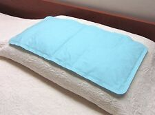 Gel'O Cool Pillow Mat 11 x 22 Inches - Washable, Refrigerable Gel Topper