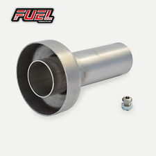"DB Killer 2.5"" / 63.5mm for Straight Outlet Exhaust Mufflers - Removable Baffle"