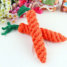 Pet Chew Play Toy Straw Carrot for Hamster Guinea Pig Rabbit Chinchilla Hot
