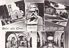 POLENTA - Forlì - Saluti dalla Chiesa ove Dante pregò - Carducci