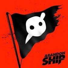 Knife Party - Abandon Ship - CD Album Damaged Case