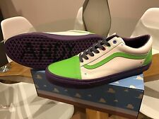 Vans X Toy Story Old Skool Buzz (Size UK 7.5/US 8.5) Limited Ed. now Sold Out